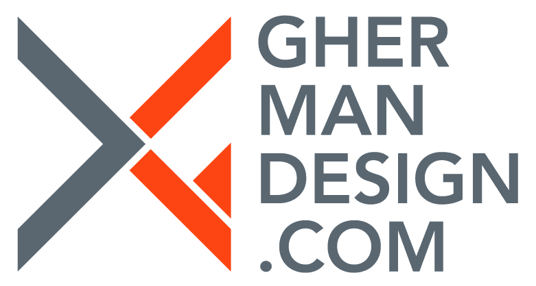 Gherman Design Studio Logo